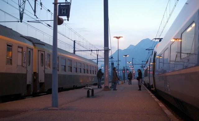 Gare d'Albertville #2
