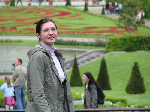 Woman in Ludwigsburg