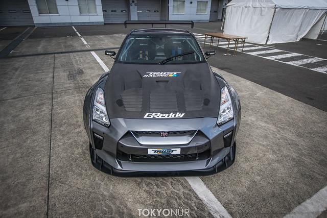 Daigo Hunter... // Return of The GReddy - [Masato Kawabata] Nissan GT-R GReddy 35RX Spec-D 2017 (DAMD Body Kit)