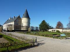 Bauthéon.Le château de Bauthéon.14