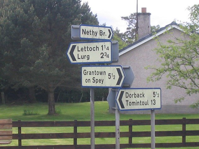 Scottish Place Names Are Cool Flickr Photo Sharing