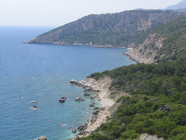 hike the Lycian Way