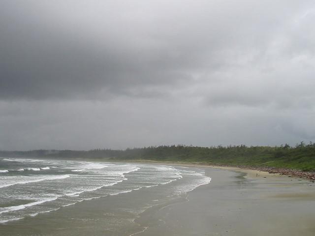 пляж лонг бич канада