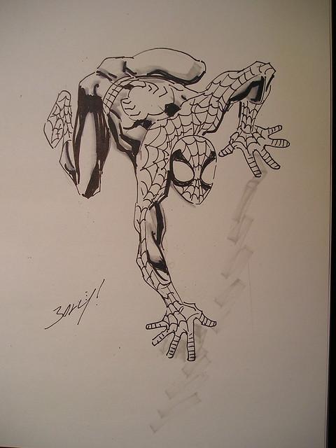 Spider-man by Mark Bagley