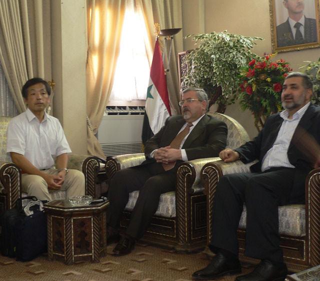 シリア・アラブ共和国:宗教大臣