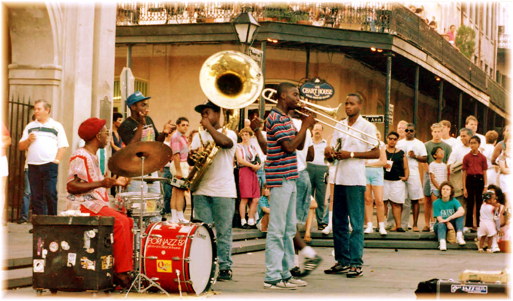 Music New Orleans style
