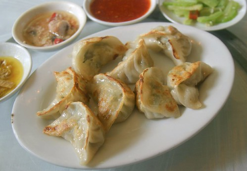Jian Jiao -- Fried Dumpling for Lunch