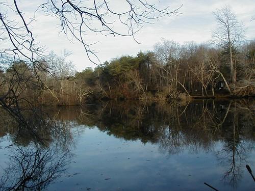 reflection geotagged maryland scene delmarva