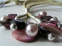 amethyst, jewelry making, violet, pearl, jewellery, bead,