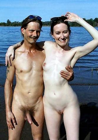 Groups Nudist couples