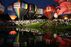 St. Louis Forest Park Ballon Glow -Sep 05