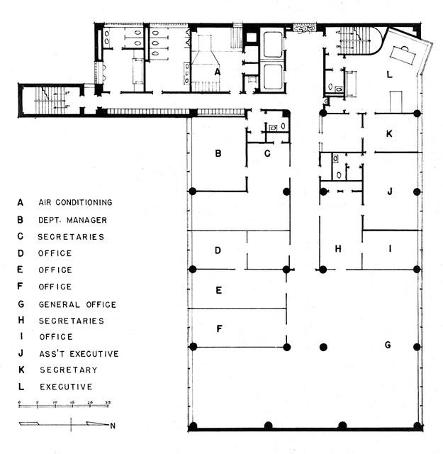 Magic Chef Bldg Office Plan Floor Plan At The Level