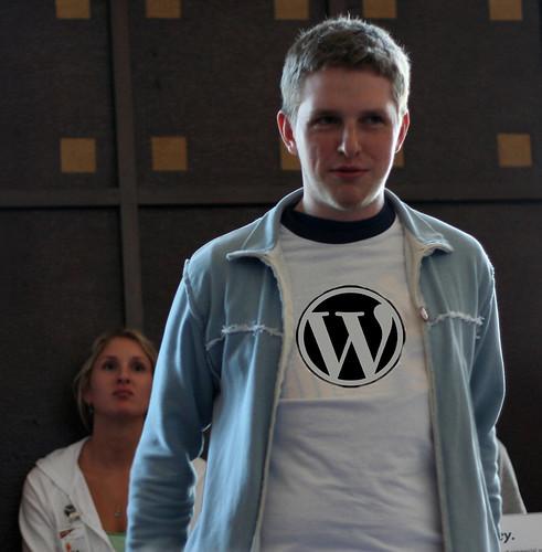 Matt done WordPress style