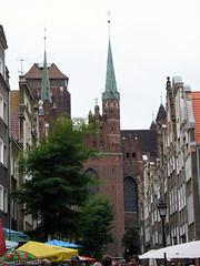 Europe 2005 day 8 - Gdansk