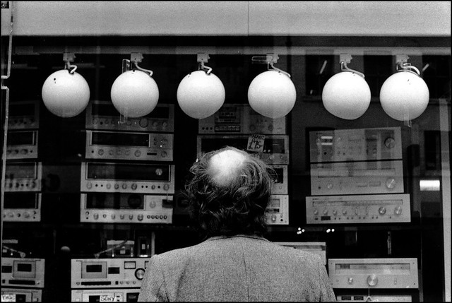 Light Fittings - The Decisive Moment in Street Photography