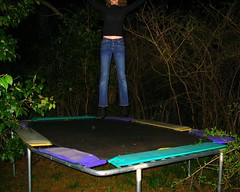 trampolining--equipment and supplies, leisure, trampoline,