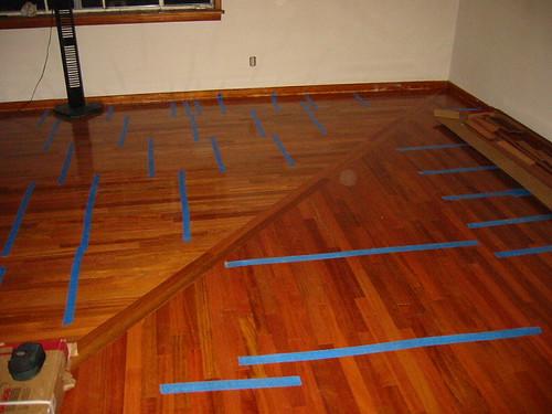 Urine stain hardwood floor urine stain 6 x 14 floor for Wood floor registers 6 x 14