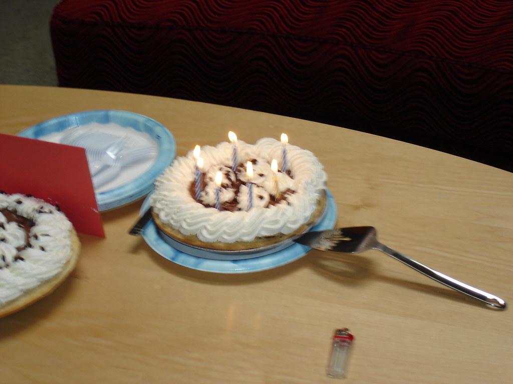 Ransom's Birthday Cake
