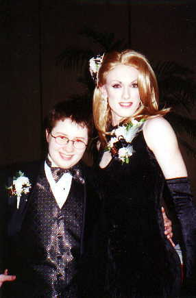 Me and Butterfly, at prom