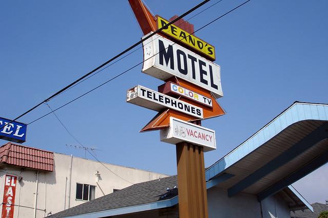 Motel  Sepulveda Blvd