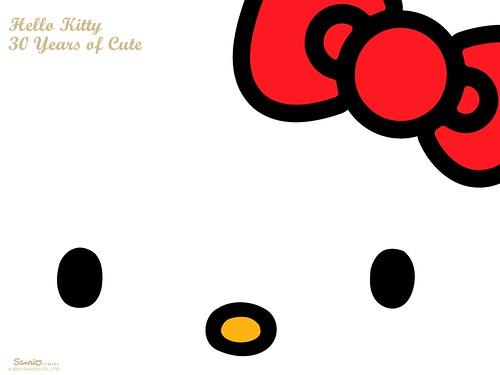 Sanrios Hello Kitty 30th