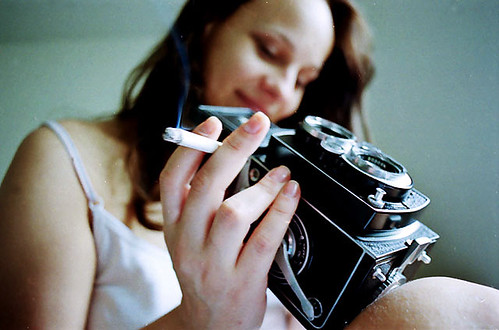 kat vs the yashicamat