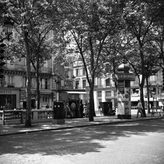 Place du Théatre français