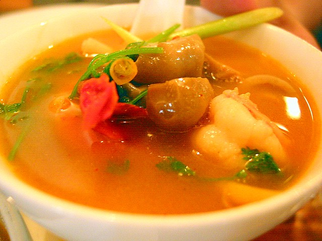 tom yum goong soup | Flickr - Photo Sharing!