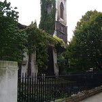 St Dunstan-in-the-East: steeple