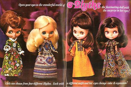70's Blythe advert 2