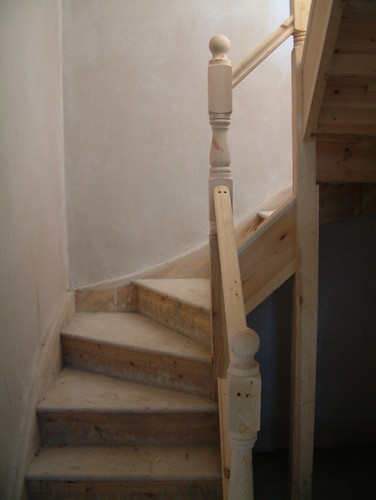 Steps before Sheeting