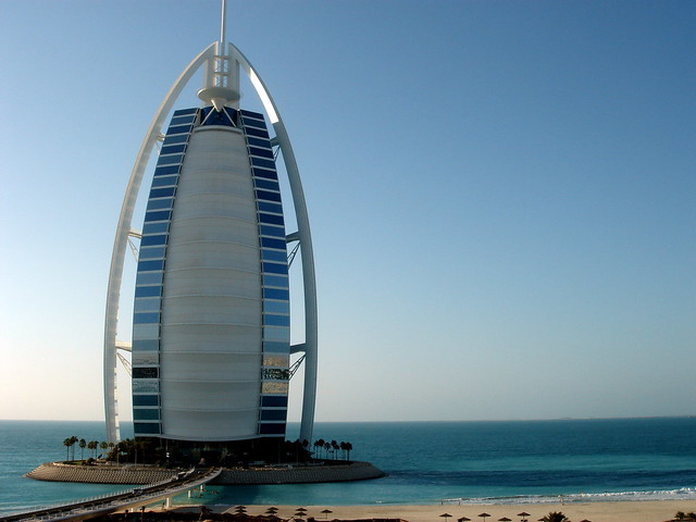 20 stunning pictures of burj al arab hotel in dubai On d shaped hotel in dubai