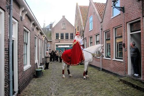 St Nicholas / Sinterklaas