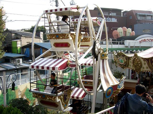 Tiny Ferris Wheel