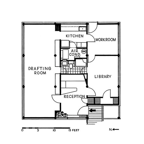 ... Armstrong Architecture Office    Floor Plan | By Remiss63