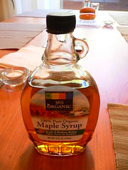 """... uses the design language of maple syrup jugs..."""