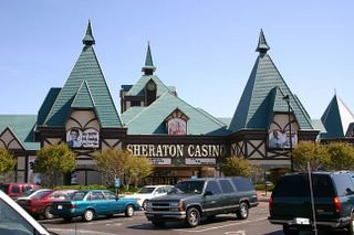 Sheraton Hotel and Casino, Tunica MS