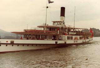 Boat to Mt Pilatus