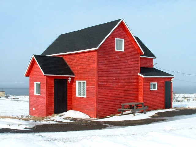 Bell Island cottage