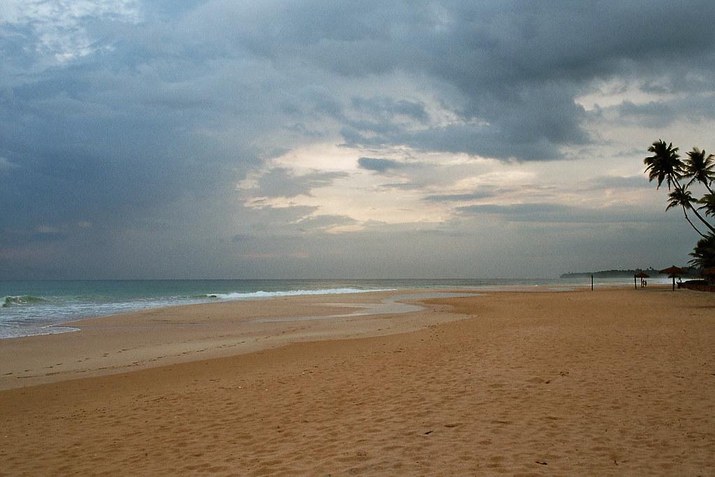пляж koggala