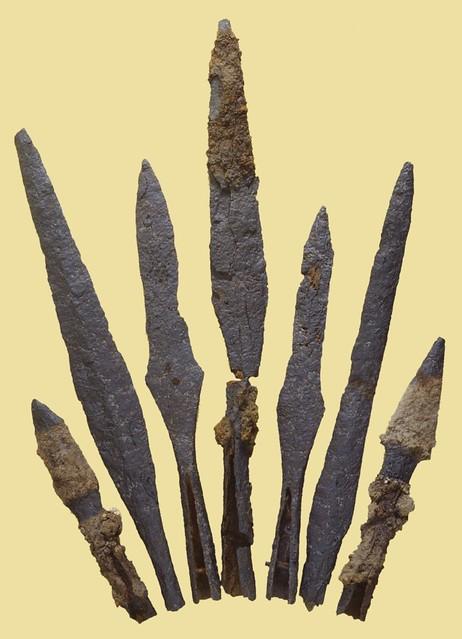 saxon spears