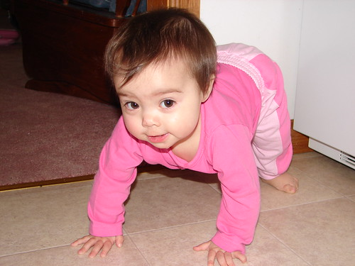 No-Kneed Crawling