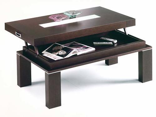 Mesas de centro para el sal n decoraci n de interiores - Centro de mesa para salon ...
