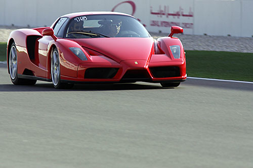 2006: Ferrari Enzo: The Winner