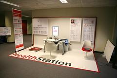 HealthStation installation v1