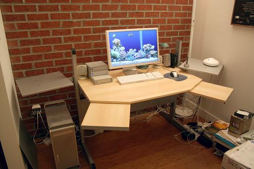 Offer Old Ikea Jerker Desk A Photo On Flickriver