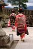 geishas depart