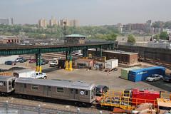 MTA 207th Street Train Yard Facility
