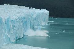 Le glacier Perito Moreno en Argentine