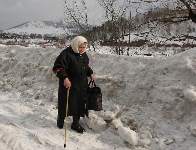 Artemovsk, Siberia